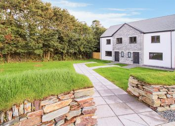 Thumbnail 4 bed semi-detached house for sale in Mawgan, Helston