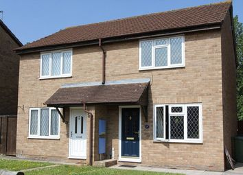 Thumbnail 2 bed semi-detached house to rent in Whitley Close, Yate, Bristol