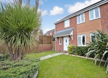 Thumbnail 3 bedroom semi-detached house for sale in Queens Road, Bishopsworth, Bristol