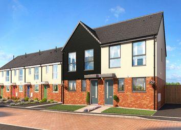Thumbnail 3 bedroom semi-detached house for sale in The Cornflower Eaves Lane, Stoke-On-Trent