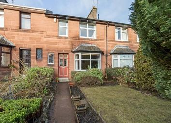 Thumbnail 3 bed terraced house for sale in Giffnock Park Avenue, Giffnock, East Renfrewshire, Glasgow