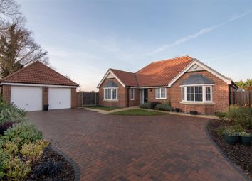 Thumbnail 3 bed detached bungalow for sale in School Close, Stickney, Boston
