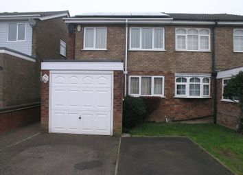 Thumbnail 3 bed semi-detached house for sale in Cambourne Road, Rowley Regis