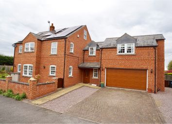 Thumbnail 5 bed detached house for sale in Hall Lodge Gardens, Lincoln