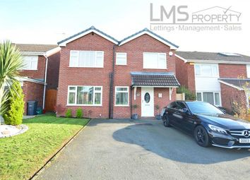 Thumbnail 5 bed detached house for sale in Carisbrook Drive, Winsford