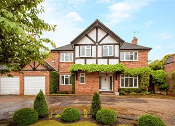 Thumbnail 4 bed detached house for sale in Canon Hill Close, Bray, Maidenhead, Berkshire