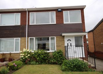 Thumbnail 3 bedroom semi-detached house to rent in Parkways Court, Oulton, Leeds