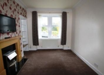 Thumbnail 1 bed flat to rent in Plean Street, Glasgow