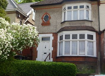 Thumbnail 4 bedroom semi-detached house for sale in Ashburnham Road, Luton
