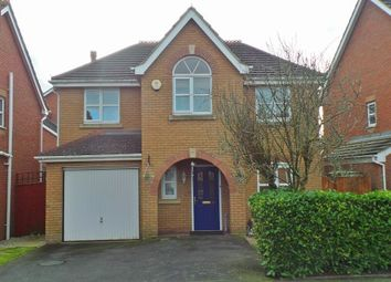 Thumbnail 4 bed detached house for sale in Kingston Road, Sutton Coldfield, West Midlands