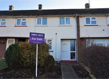 Thumbnail 2 bed terraced house for sale in Trent Road, Bletchley