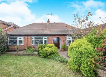 Thumbnail 3 bed detached bungalow for sale in Blyth Road, Oldcotes, Worksop