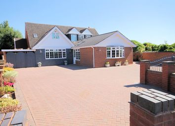 Thumbnail 6 bed detached house for sale in Ashby Road, No Mans Heath, Tamworth