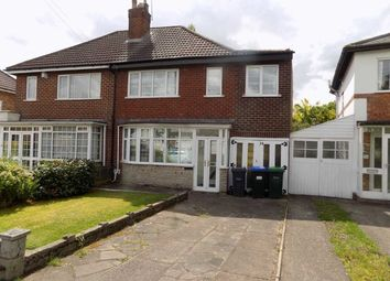 Thumbnail 3 bed semi-detached house for sale in Peak House Road, Great Barr, Birmingham