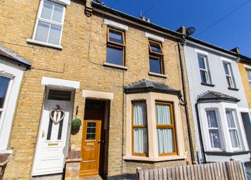 Thumbnail 2 bed terraced house for sale in Chinchilla Road, Southend-On-Sea