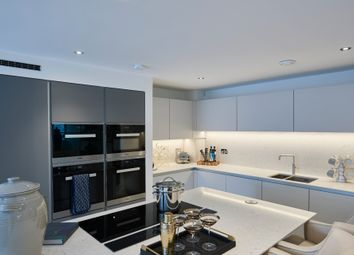 Thumbnail 3 bed flat for sale in High Road, Chigwell