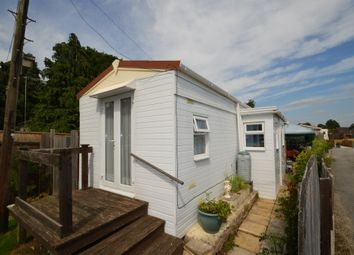 Thumbnail 1 bedroom mobile/park home for sale in Bourne Park Residential Park, Ipswich