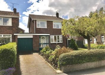Thumbnail 3 bed link-detached house for sale in Pennine Road, Glossop, Derbyshire