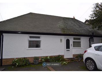 Thumbnail 2 bed bungalow to rent in Sandringham Road, Lytham St Annes Lancashire