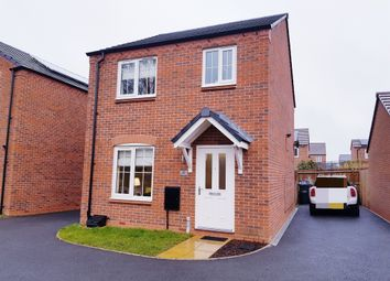 Thumbnail 3 bedroom detached house for sale in Russet Way, Bidford On Avon, Alcester