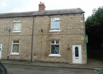 Thumbnail 2 bed terraced house for sale in Victoria Street, Ryton