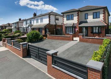 Thumbnail 4 bed detached house for sale in Bolton Road, Bury, Lancashire