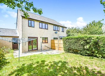 Thumbnail 3 bed semi-detached house for sale in Mullins Close, Colerne, Chippenham