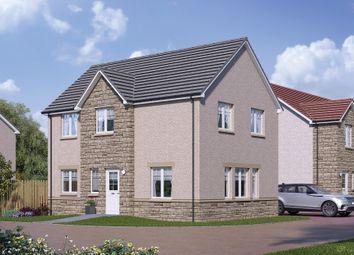 Thumbnail 3 bedroom detached house for sale in Plot 22 Sidlaw, Silver Glen, Alva, Stirling