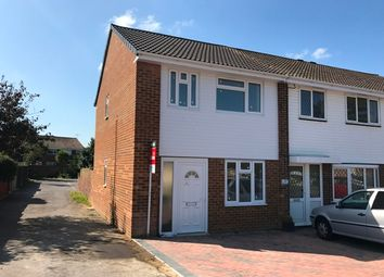 Thumbnail 2 bed end terrace house for sale in Cygnet Walk, North Meads, Bognor Regis, West Sussex.