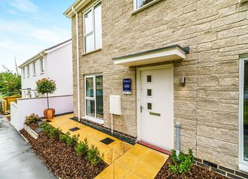 Thumbnail 3 bed semi-detached house for sale in Southern Gate Wordsworth Crescent, Plymouth
