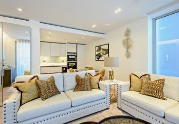 Thumbnail 2 bed flat to rent in Garrett Mansions, 287 Edgware Road, Paddington, London