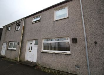 Thumbnail 4 bedroom terraced house for sale in Lomond Drive, Condorrat