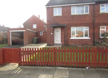 Thumbnail 3 bedroom semi-detached house to rent in Broadacre Road, Ossett, Wakefield