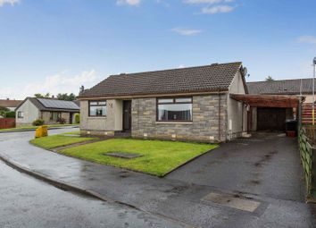 Thumbnail 2 bed bungalow for sale in Cameron Crescent, Cumnock, East Ayrshire