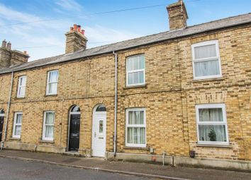 Thumbnail 2 bedroom terraced house for sale in East Street, Huntingdon