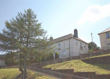 Thumbnail 4 bed flat for sale in Duntocher Road, Clydebank