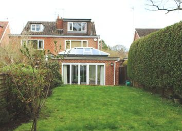 Thumbnail 4 bed semi-detached house for sale in Yew Tree Road, Witley