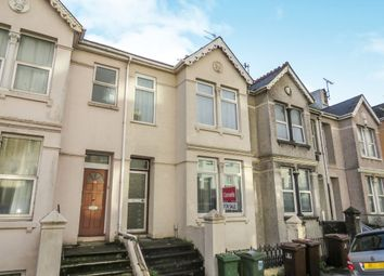 4 bed terraced house for sale in Ashford Road, Plymouth PL4