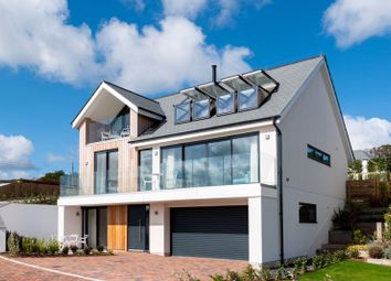 Thumbnail 4 bed detached house for sale in The Show Home, Spinnaker Drive, St Mawes