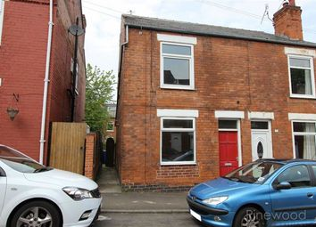 Thumbnail 2 bedroom end terrace house to rent in Shirland Street, Chesterfield, Derbyshire