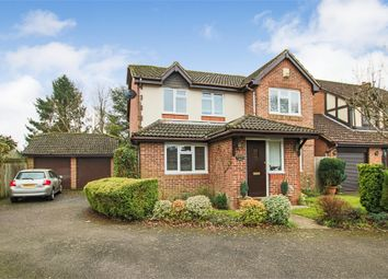 Thumbnail 4 bed detached house for sale in Dexter Drive, East Grinstead, West Sussex