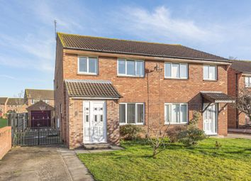 Thumbnail 3 bedroom semi-detached house for sale in Boreford Road, Abingdon