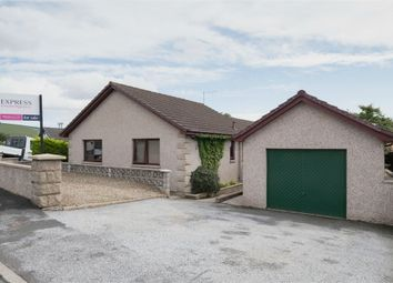 Thumbnail 3 bed detached bungalow for sale in Causewayend Crescent, Aberchirder, Huntly, Aberdeenshire