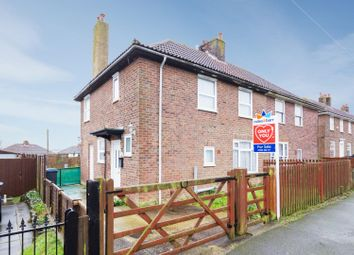 Thumbnail 3 bed property for sale in Milner Road, Elvington, Dover
