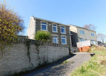 Thumbnail 4 bedroom detached house for sale in Swansea Road, Trebanos, Pontardawe, Swansea.