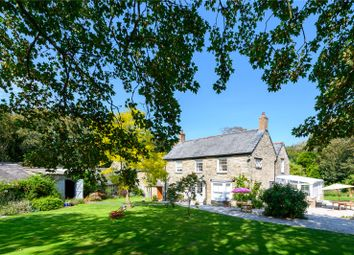 Thumbnail 6 bed detached house for sale in Vicarage Hill, Tintagel, Cornwall