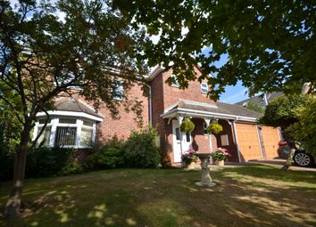 Thumbnail 4 bedroom detached house for sale in Hunters Close, Great Coates