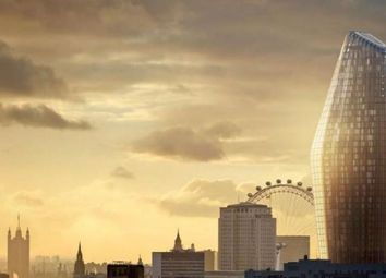 Thumbnail 1 bed flat for sale in One Blackfriars Road, Southwark
