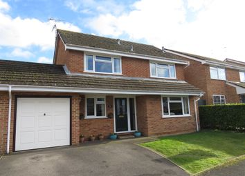Thumbnail 4 bed link-detached house for sale in Longfield Road, Fair Oak, Eastleigh