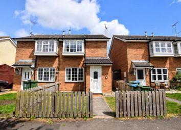 Thumbnail 2 bed semi-detached house for sale in Bonham Close, Aylesbury
